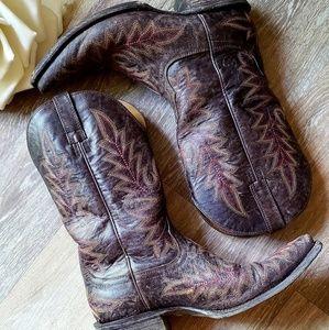 Ariat Brooklyn Western Boots 10017398 US 8